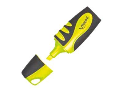 MAPED FLUO Peps Pocket - surligneur - jaune vif