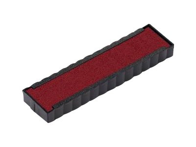 Trodat - 3 Encriers 6/4916 recharges pour tampon Printy 4916 - rouge