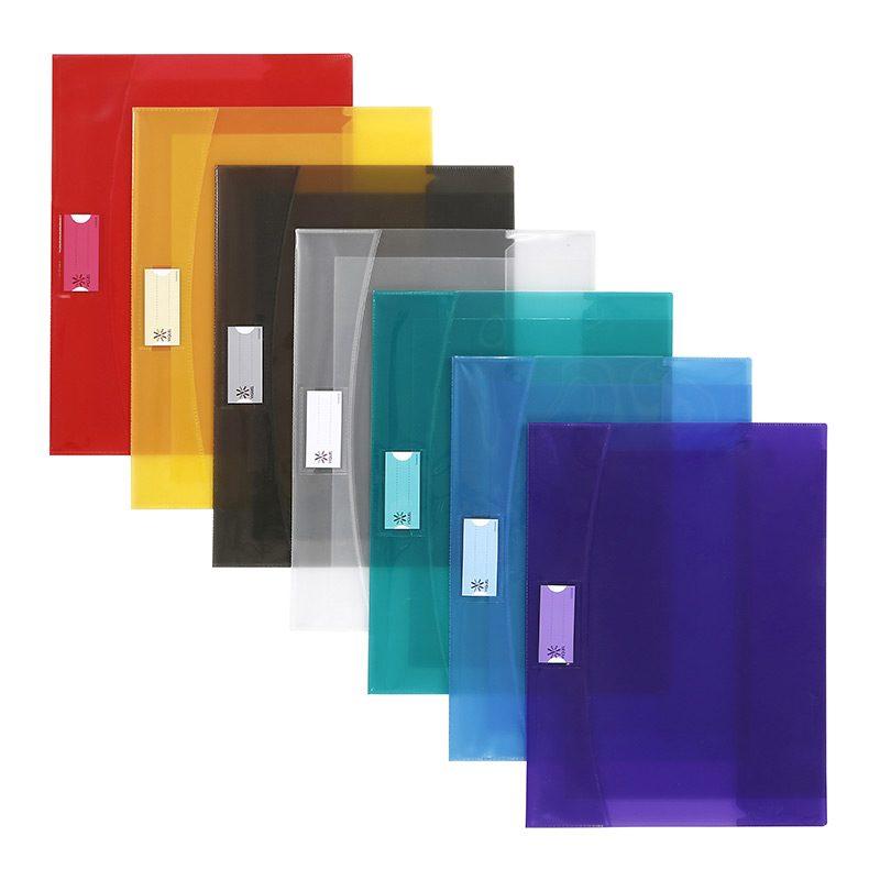 Viquel Strong - Protège cahier avec rabats - A4 (21x29,7 cm) - disponible dans différentes couleurs